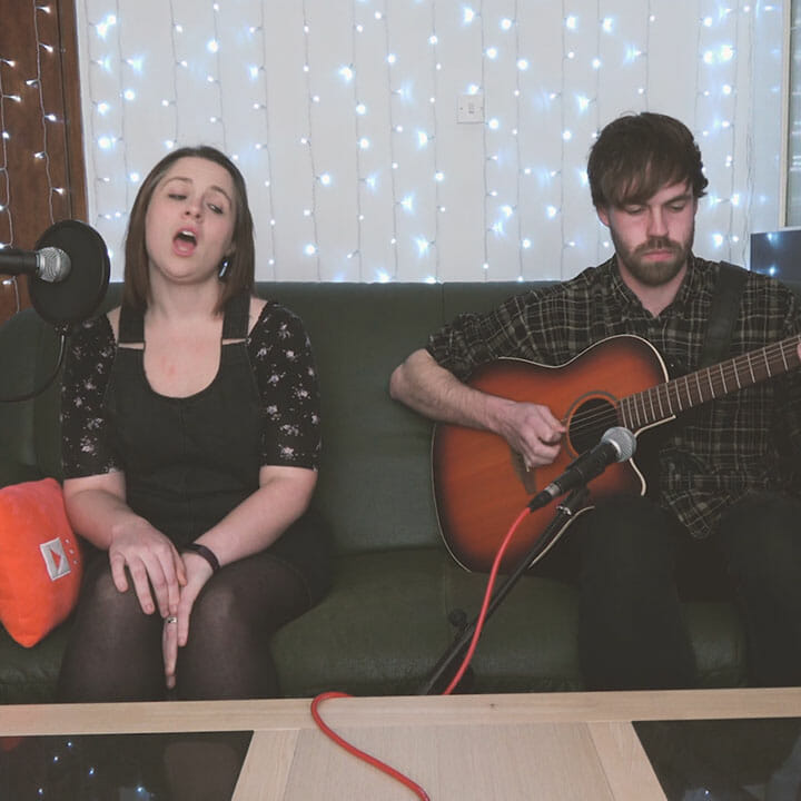 The Marmosets – Only Human – Rag'n'Bone Man Cover