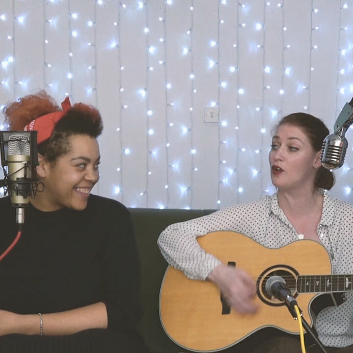 Milky Negro – You Know I'm No Good – Amy Winehouse Cover