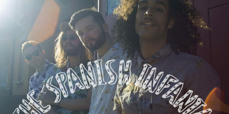 The Spanish Infanta's new single – Lame Temples