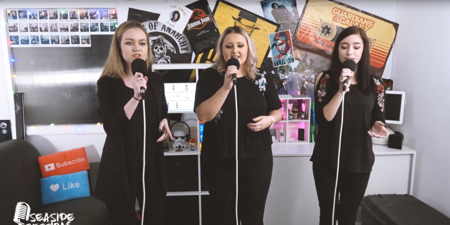 S3A – End of Time – Beyonce Cover