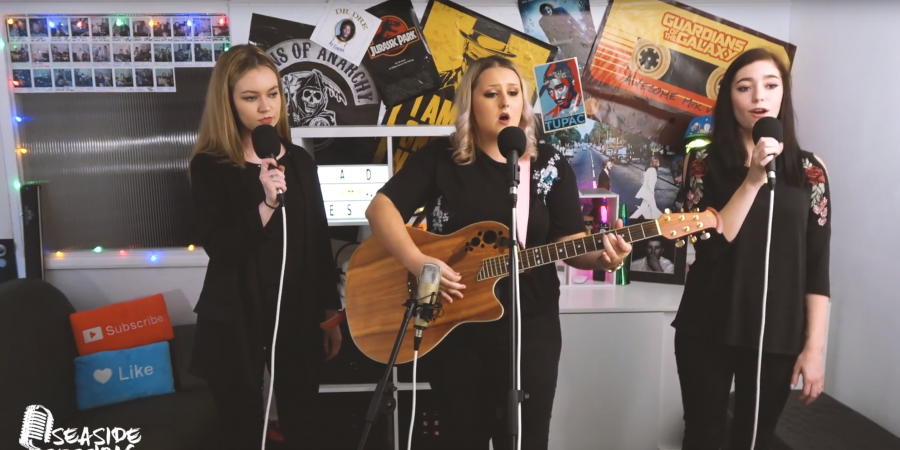 S3A – Winter Trees – The Staves Cover