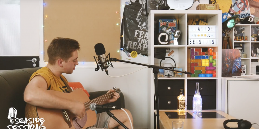 Post Malone – Stay – Robert Shelby Cover – Seaside Sessions