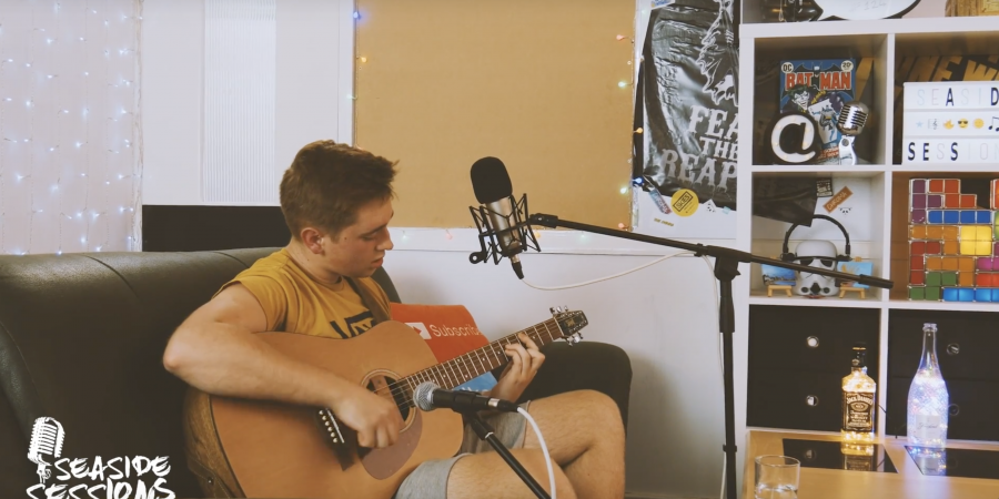 The Courteeners – No You Didn't, No You Don't – Robert Shelby Cover